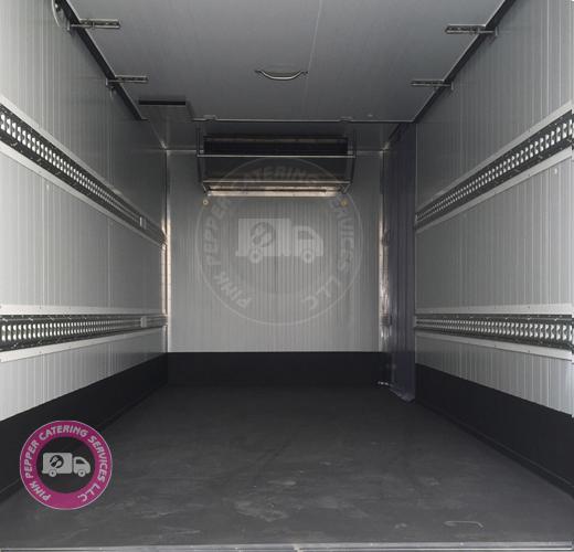 Chiller Truck Rental
