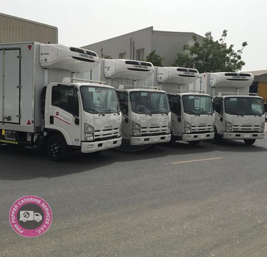 Chiller Truck